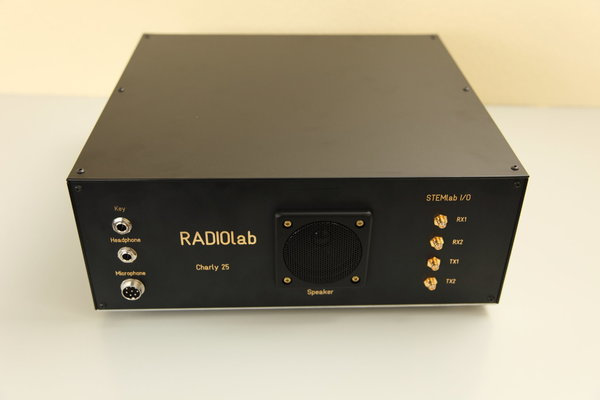 Charly 25 RADIOLab 16 incl. STEMlab 16 und RX Filterboard